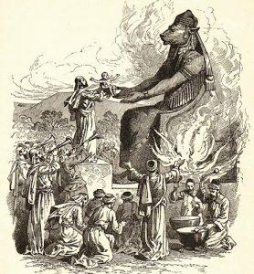 Membahas Tentang Asal Usul Yahweh Dewa Dari Israel Kuno